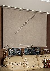Kahverengi Kırçıllı Cosmo Screen Stor Perde - 3