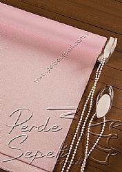Pembe Pearl Stor Perde - 5