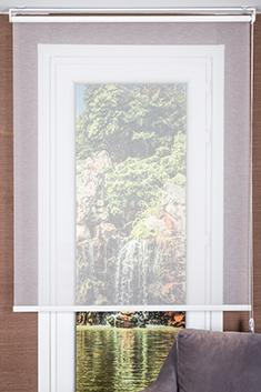 Promosyonel 120x200 Beyaz Kırçıllı Pizzo Tül Stor Perde KOD:349.