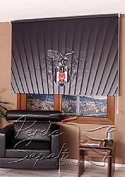 140x200 Beşiktaş Kartal Gölgesi Stor Perde - 1