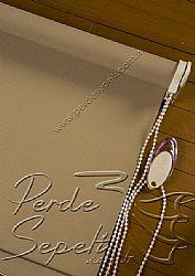 Açık Kahverengi Neo Classic Stor Perde - 5
