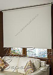 Açık Kum Beji Neo Classic Stor Perde - 1