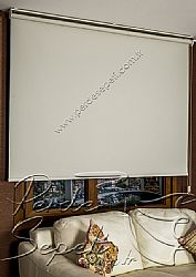 Açık Kum Beji Neo Classic Stor Perde - 3