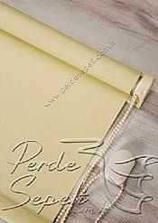 Açık Sarı Linen Serisi Stor Perde - 5