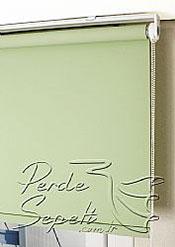 Açık Yeşil Neo Classic Stor Perde - 4