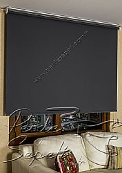 Antrasit Neo Classic Stor Perde - 3
