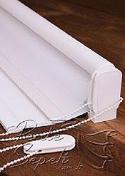 İkili Perde (Ön Beyaz Tül Stor-Arka Kırık Beyaz Karartma Stor) - 5