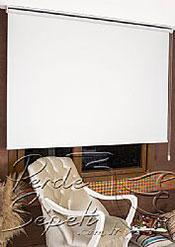 Beyaz Linen Blackout Stor Perde - 3
