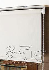 Beyaz Linen Stor Perde - 4
