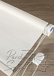 Beyaz Linen Stor Perde - 5