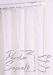 Beyaz Noblesse Perde - 6