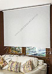 Beyaz Şantuk Stor Perde - 1