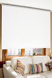 Beyaz Thermal Neo Classic Serisi Stor Perde