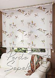 Kuşlar Design Stor Perde - 1