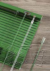 Çimen Yeşili Alüminyum Jaluzi 16mm Perde - 6