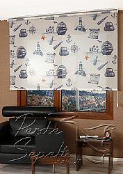 Denizci Design Tül Stor Perde - 1
