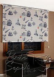 Denizci Design Tül Stor Perde - 3