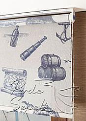 Denizci Design Tül Stor Perde - 4