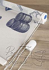 Denizci Design Tül Stor Perde - 5