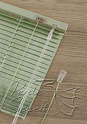 Fıstık Yeşili Alüminyum Jaluzi 16mm Perde - 6