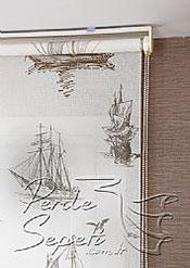 Gemiler Design Stor Perde - 4