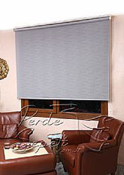 Gri Jacquard Screen Perde - 4