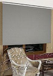 Gri Linen Blackout Stor Perde - 3