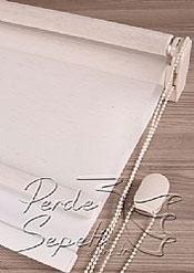 İkili Perde( Ön Ekru Estela Stor Arka Beyaz Neo Classic Stor) - 6