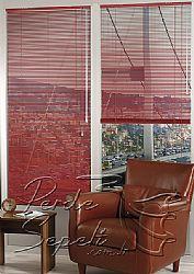 Kardinal Kırmızı Alüminyum Jaluzi 16mm Perde - 1