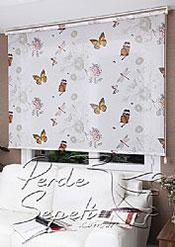 Kelebeğin Rüyası  Design Stor Perde - 3