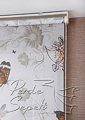 Kelebeğin Rüyası  Design Stor Perde - 4
