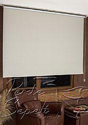 Kırık Beyaz Linen Blackout Stor Perde - 3
