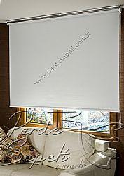 Kırık Beyaz Neo Classic Blackout Stor Perde - 1