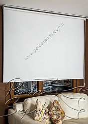 Kırık Beyaz Neo Classic Blackout Stor Perde - 3