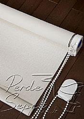 Kırık Beyaz Sedefli Linen Stor Perde - 5