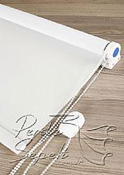Kırık Beyaz Sedefli Shiny Blackout Stor Perde - 5