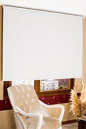Kırık Beyaz Simli Neo Classic Serisi Stor Perde