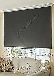 Koyu Gri Basic Blackout Serisi Stor Perde - 1