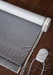 Koyu Gri Pearl Blackout Stor Perde - 5