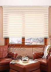 Krem Colourful Zebra Perde - 2