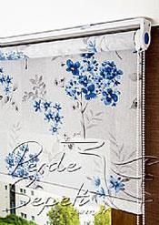 Mavi Frezya Design Tül Stor Perde - 4