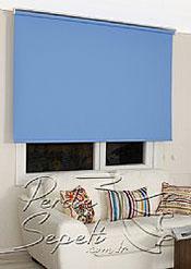 Mavi Neo Classic Stor Perde - 3