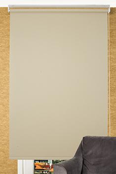 Promosyonel - 100x200 Açık Kese Kağıdı Linen Stor Perde KOD:1666