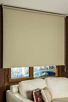 Promosyonel - 185x200 Açık Hardal Yeşili Linen Stor Perde KOD:203