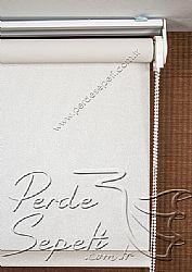 Pudra Kahve Pearl Stor Perde - 4