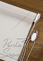 Pudra Kahve Pearl Stor Perde - 5