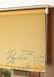 Sarı Prestige Stor Perde - 4