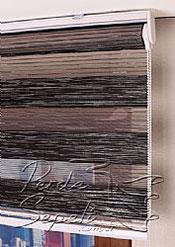 Siyah Üzerine Gri Bamboo Star Zebra - 6