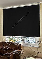 Siyah Basic Blackout Serisi Stor Perde - 1