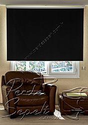 Siyah Basic Blackout Serisi Stor Perde - 2